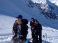 Mayrhofen Splitboarding