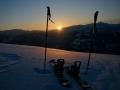 Sonnenaufgang Splitboard Guide