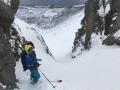 Norway lofted splitboard tour