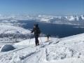 ski and sail lyngenalps