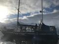splitboard and segeln lyngen Norwegen