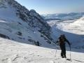glacier splitboard Norway