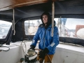sailing and splitboarding captain