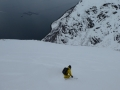 ski to floating lyngen lodge