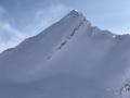 mountain peak greater caucasus
