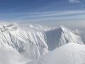Caucasus mountains Gudauri Georgien