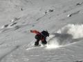 snowboarding gudauri