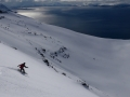 lyngen-first-line-splitboarding