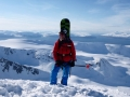 lyngen-splitboard-mountain-peak