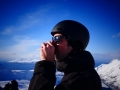 snowboard-tea-break