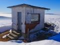 Romania-Ski-Lift-station