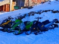 Ski-doo-Romänien