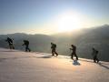 Splitboarding Zillertal