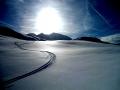 Splitboard Hintertuxer Gletscher Austria