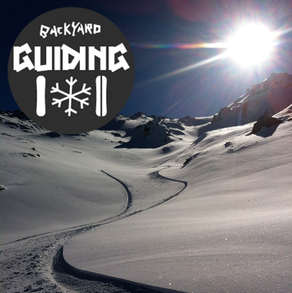 Backyard Guiding Freeriding