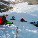 snowboard split board guide zillertal