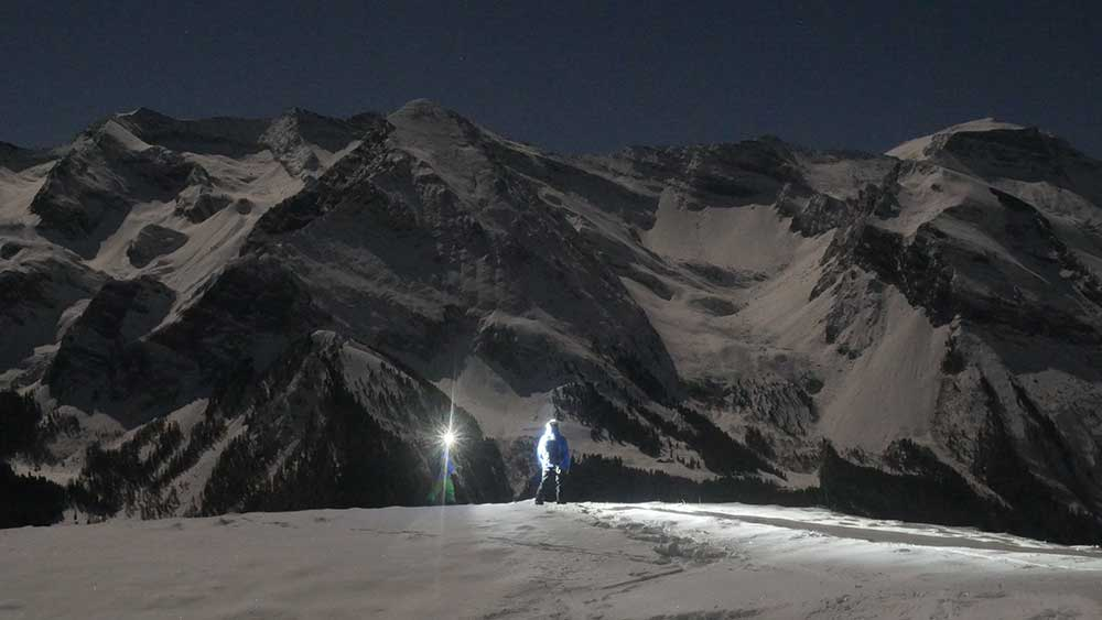 Zilertal Night Powder