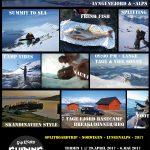Lyngen splitboardcamp, splitboard Lyngen