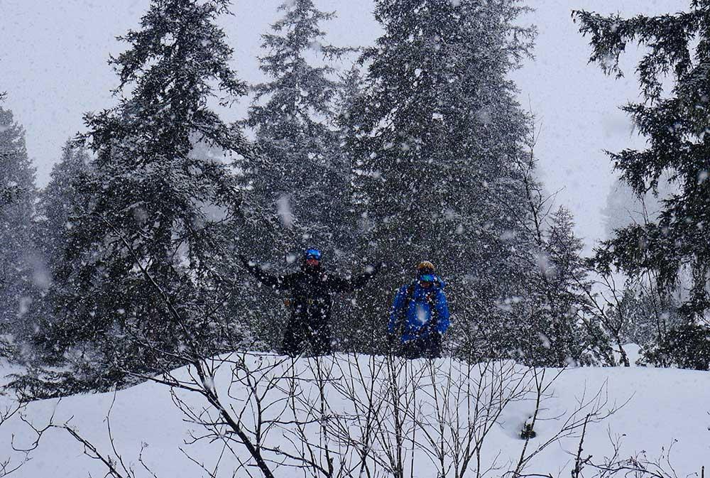 Snowboarding Tirol