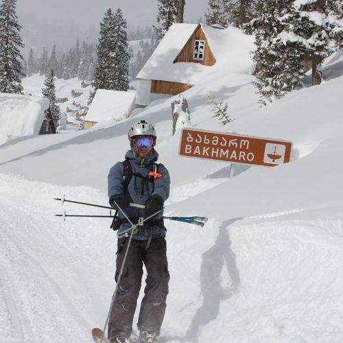 georgia snowboard trip