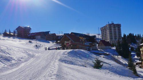 ski resort muntele mic