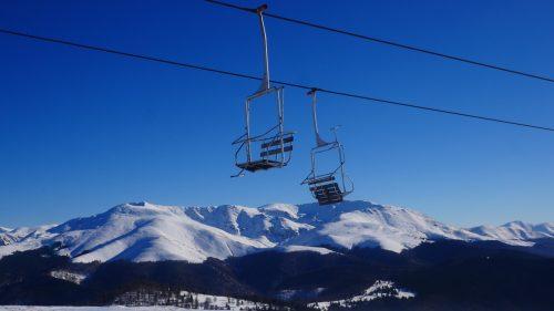 tarcu ski resort