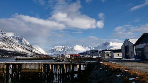 Hafen Lyngen