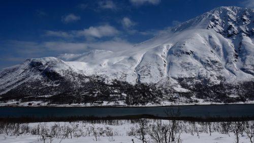 lyngen alpen touren gehen
