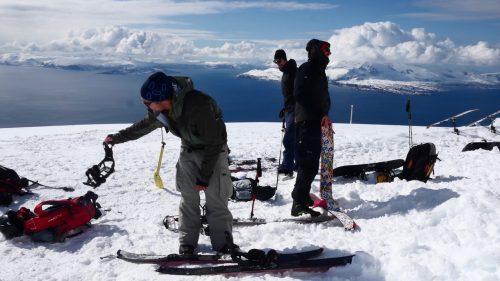 Karakoram lyngen alps