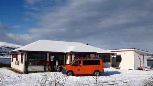 snowboard lodge lyngen norwegen