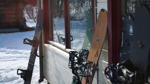 splitboard camp lyngen lodge