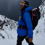 snowboarding lyngenfjord