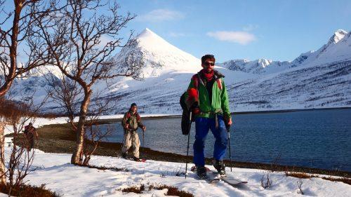 splitboardtrip fjord