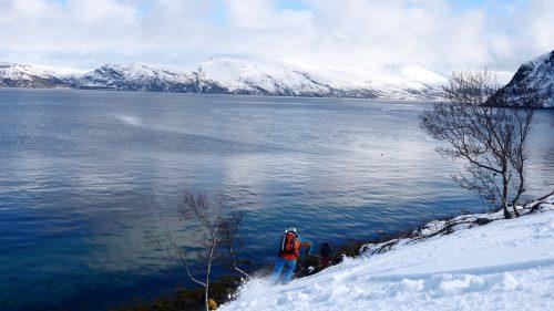 summit to sea lyngenfjord