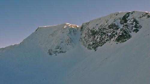 heliboarding tarcu mountain
