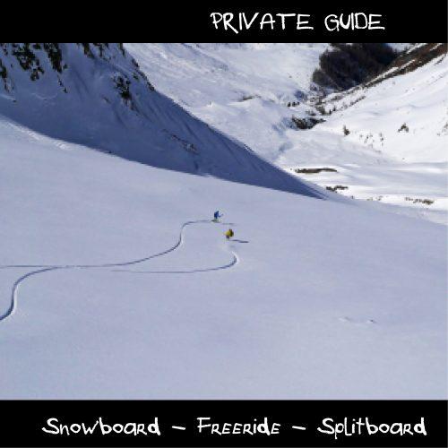 Freeride Guide Zillertal Privat