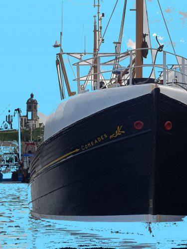 comrades expedition sail yacht
