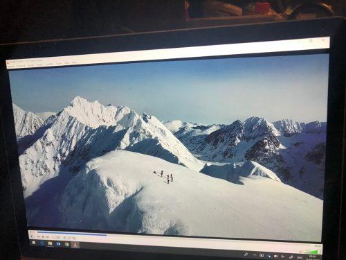 Norway split boarding