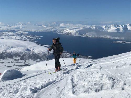 lyngen snowboard camp