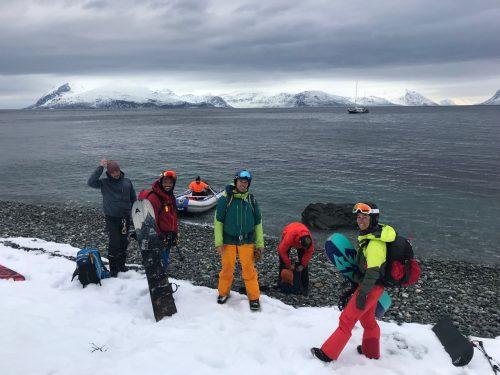backyard arctic trips