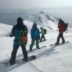 arctic splitboard trips