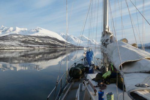 summit to sea lyngenalps