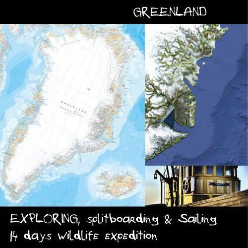 greenland splitboarding