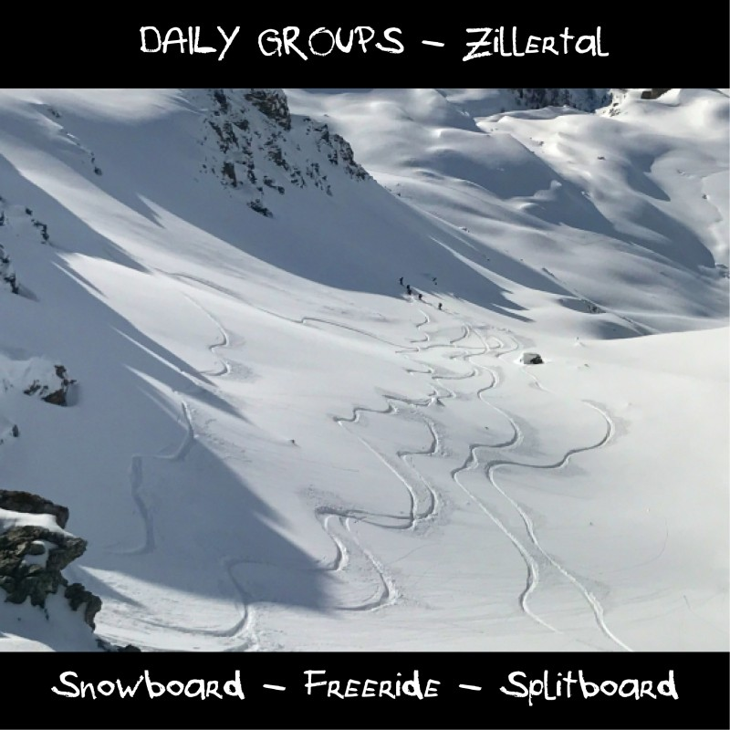freeride guide zillertal