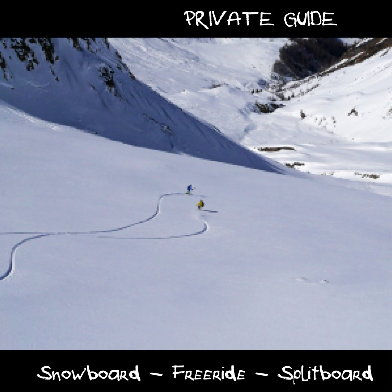 Freeride Guide Zillertal Privat